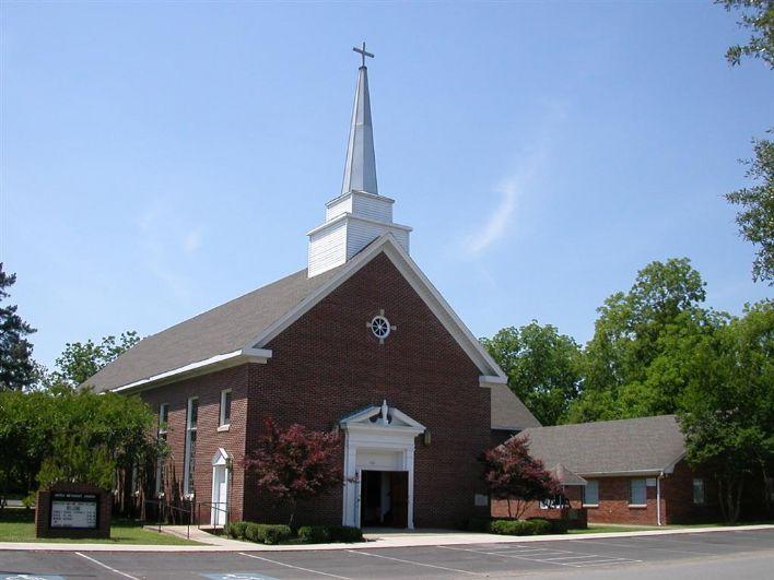 Gillett United Methodist Church Food Pantry