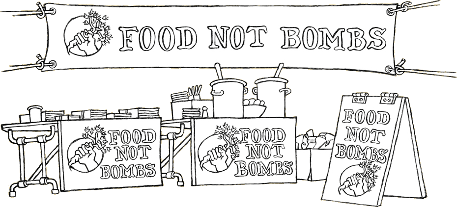 Food Not Bombs East Side CLE