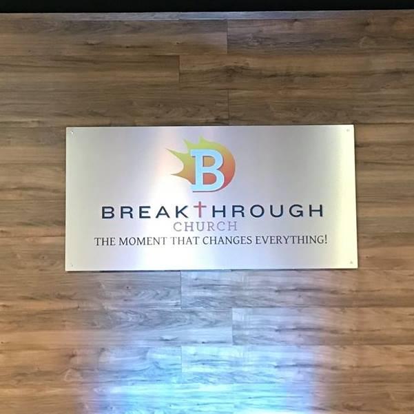 Breakthrough Church Food Pantry
