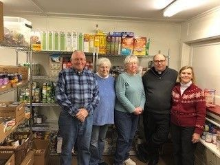 St. Therese Food Closet