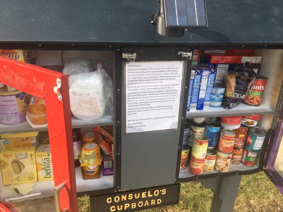 Consuelo's Cupboard