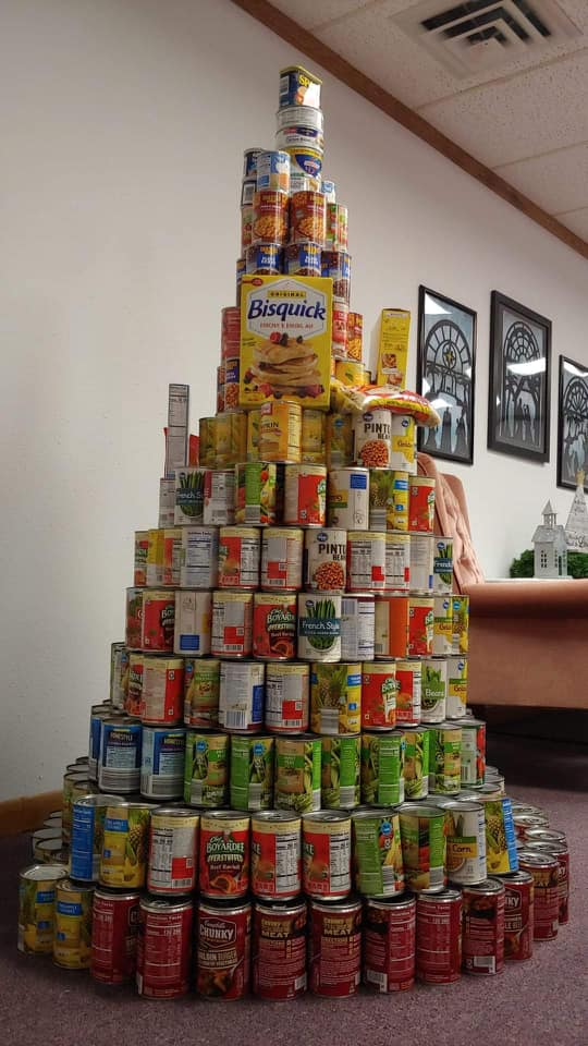 Derby Community Family Services - Food Pantry