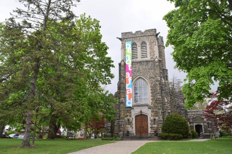 Episcopal Church of the Messiah Food Pantry