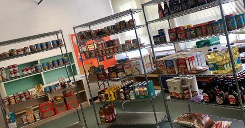 St. Martin Of Tours Food Pantry