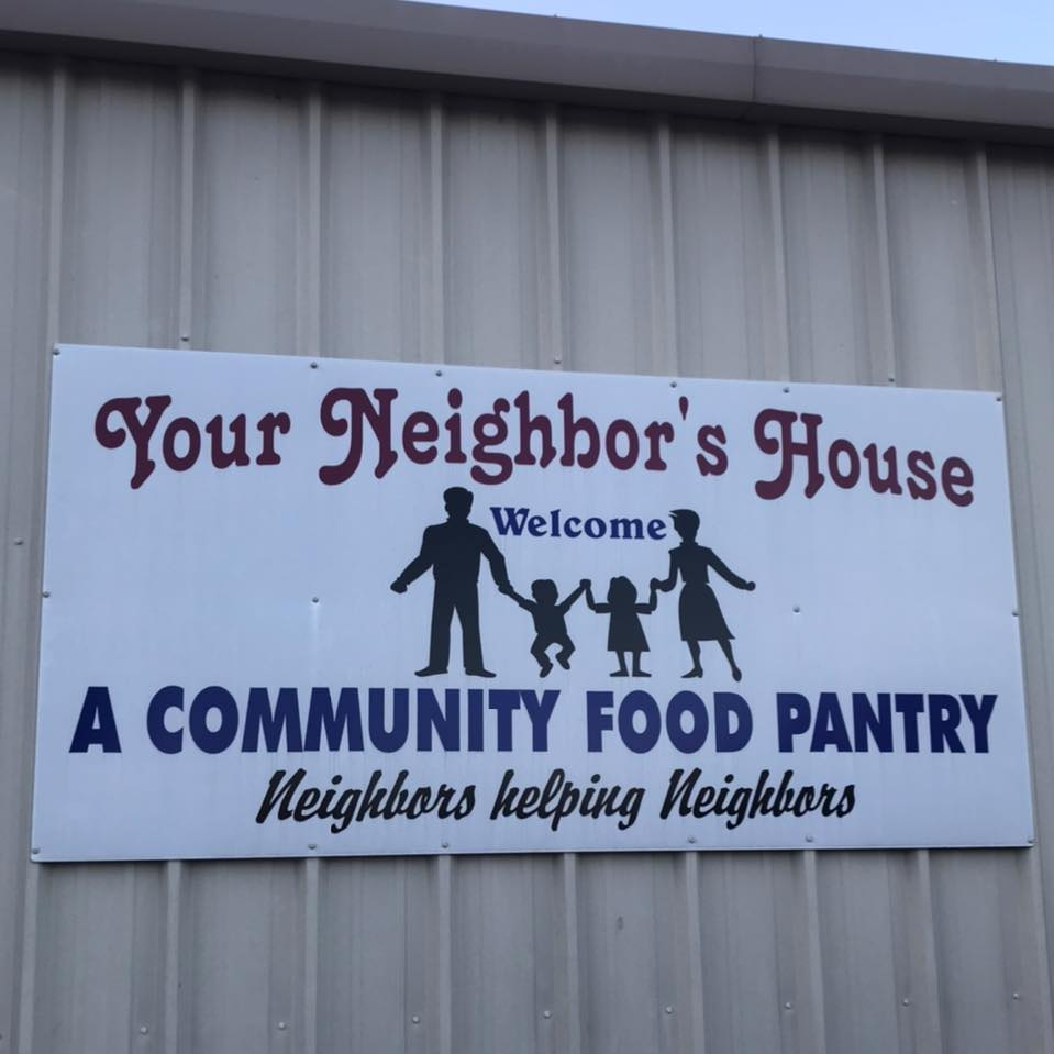Your Neighbors House Food Pantry & Thrift store