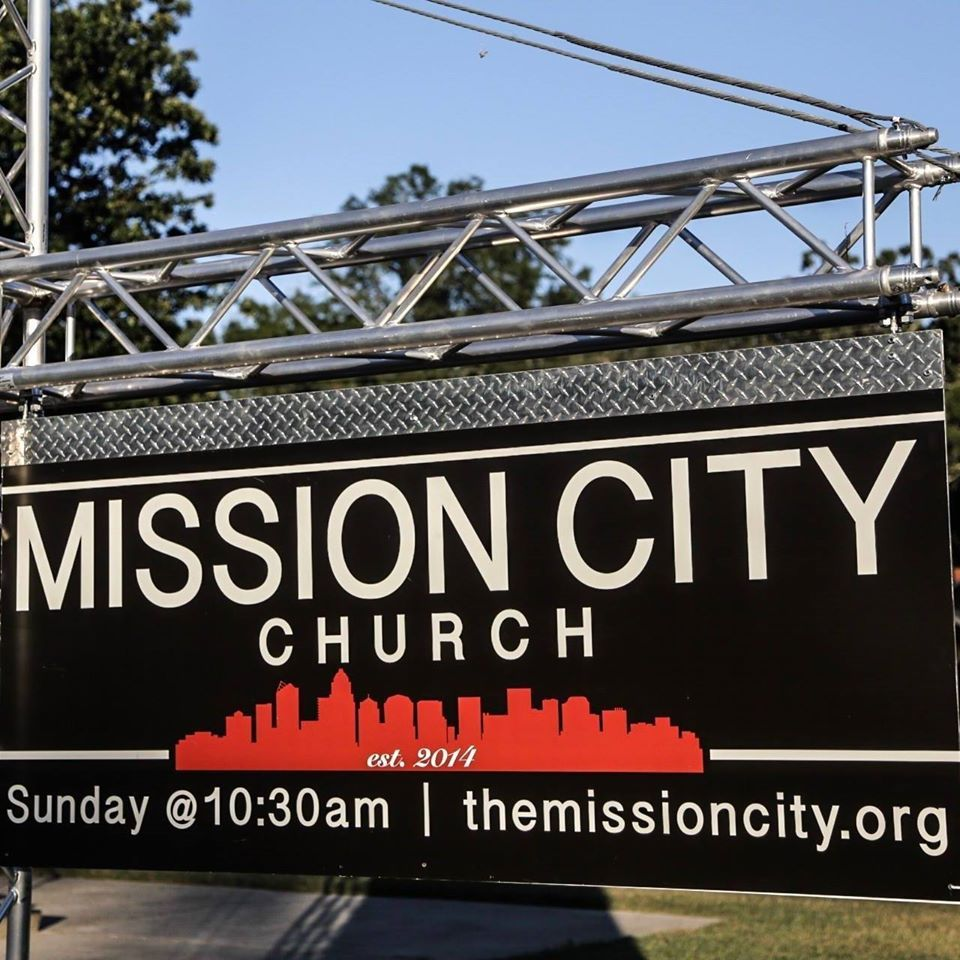 Mission City Church Food Pantry