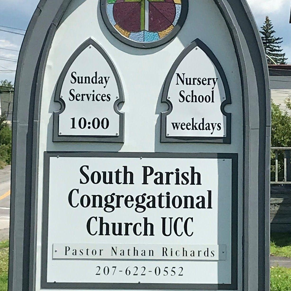 South Parish Congregational Church Food Pantry
