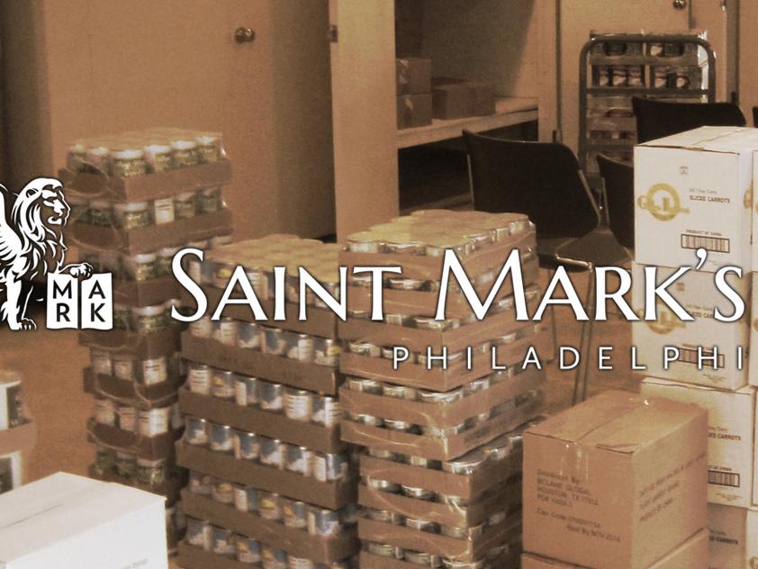 Saint Mark's Food Cupboard