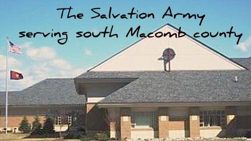 Salvation Army Warren