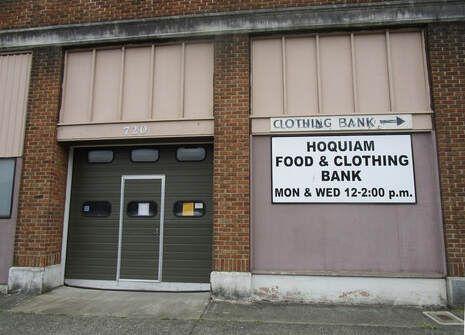 Hoquiam Food & Clothing Bank
