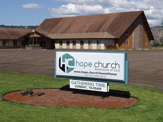 Hope Church Food Pantry