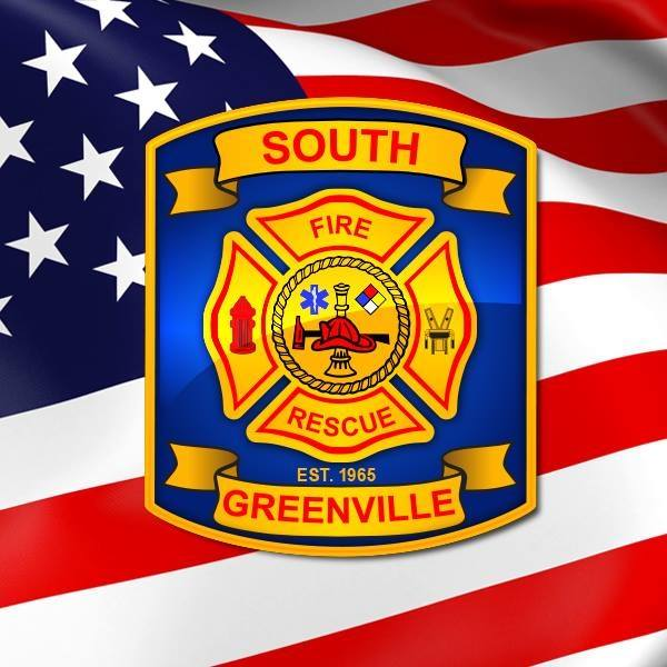 Little Free Pantry of Simpsonville - Fire Dept District 6