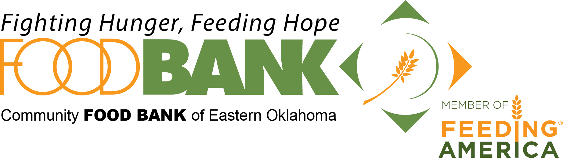Community Food Bank of EAstern Oklahoma - McAlester Branch
