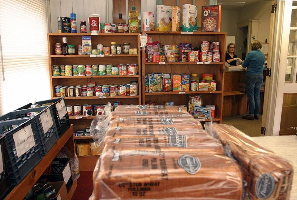 The Corner Food Pantry - Lakeville