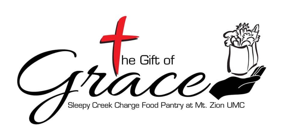 The Gift of Grace Food Pantry at Mt. Zion