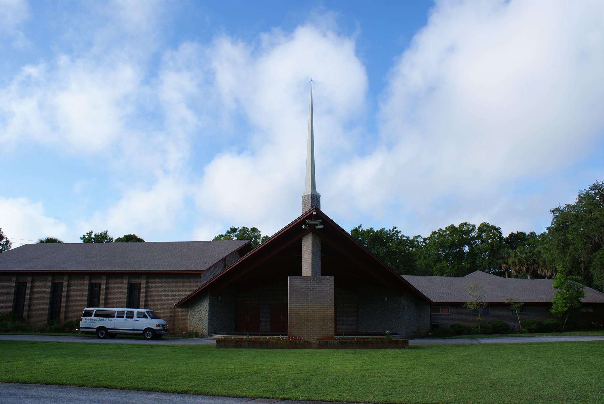 North Brevard Church of Christ Food Pantry
