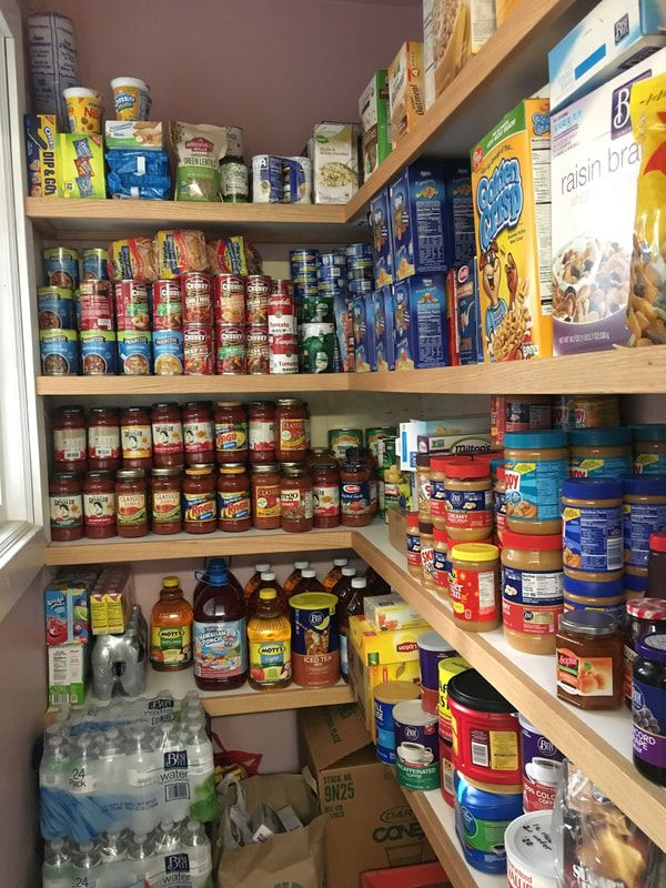 St Ann's Food Pantry
