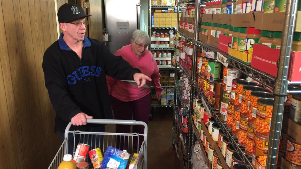 Feed Your Neighbor at Epiphany Lutheran Church