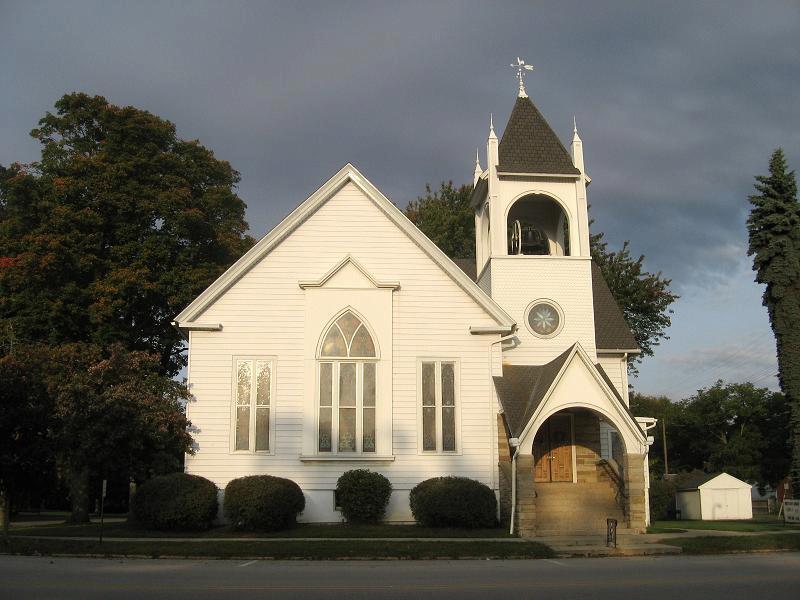 United Methodist Church - Mini Food Pantry