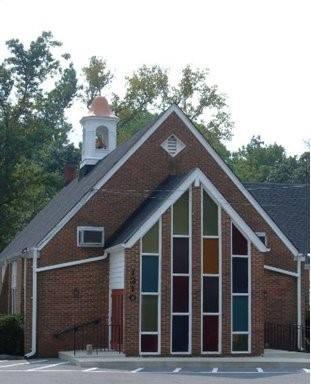 Sharp Street United Methodist Church Food Pantry