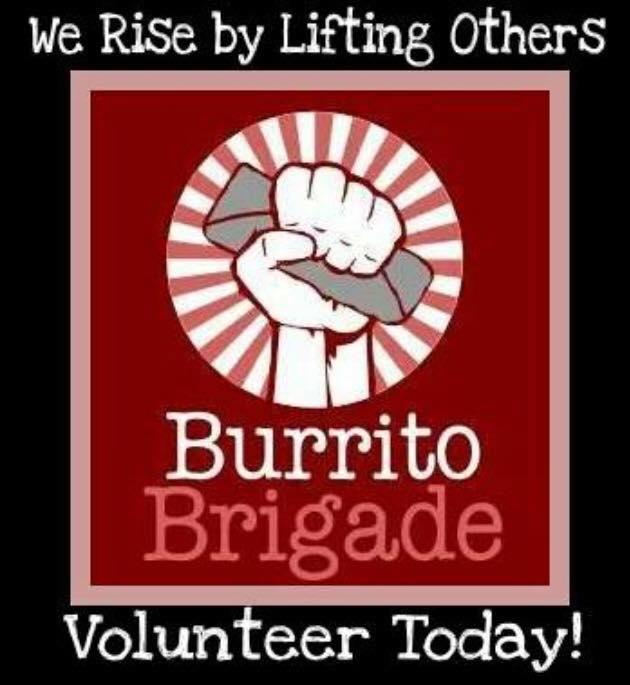 Burrito Brigade Waste to Taste Food Hub.