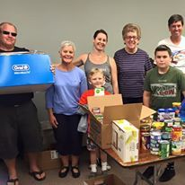 Ascension Lutheran Church Food Pantry