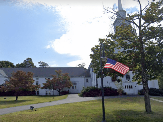 Community Food Pantry - The First Congregational Church of Sharon