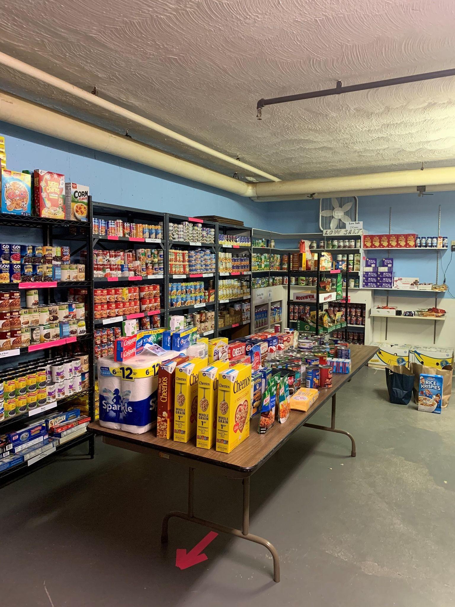 Medway Food Pantry