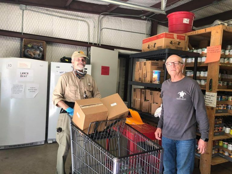 Henderson County Food Pantry