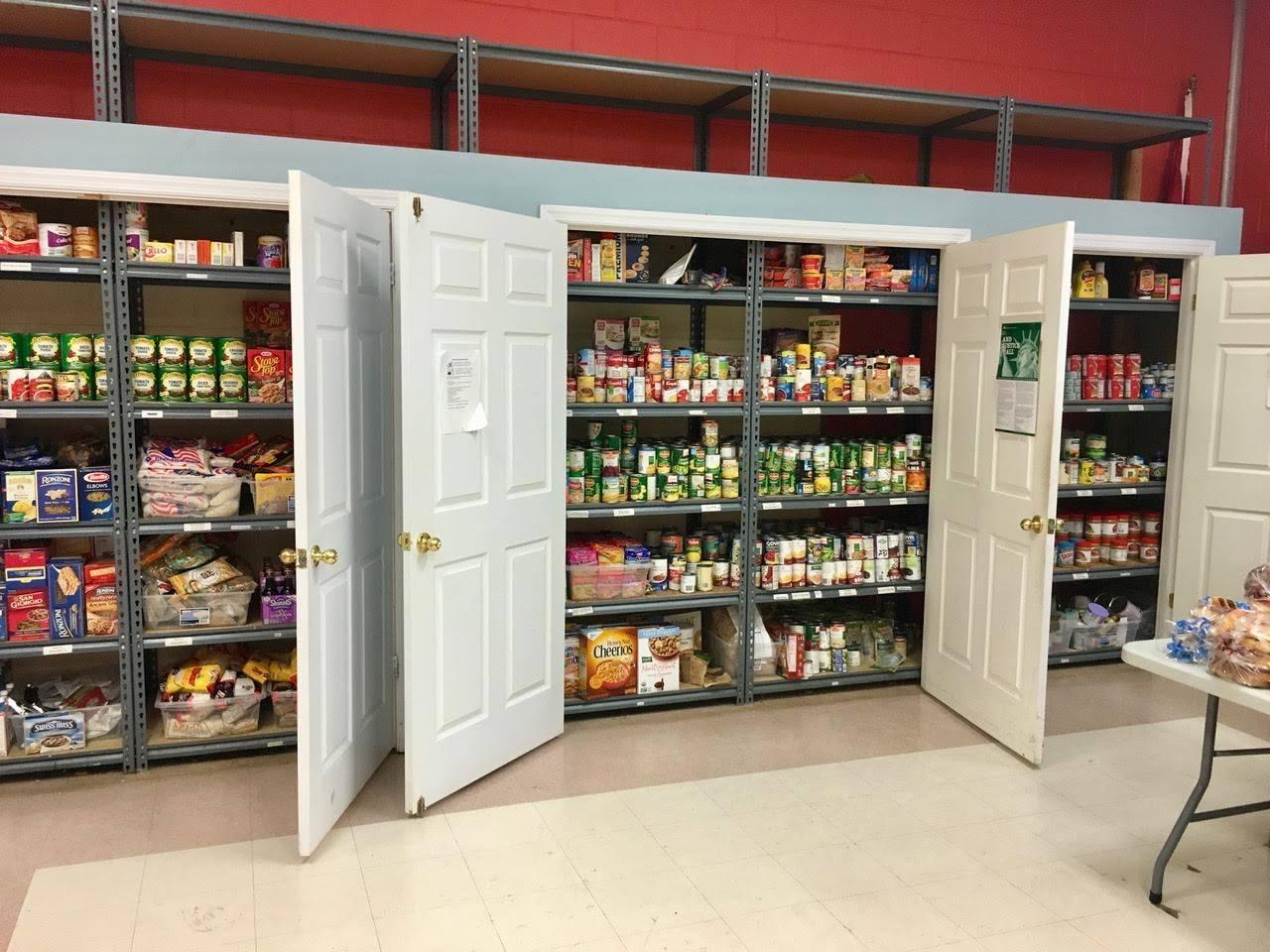 Highland Park Community Food Pantry