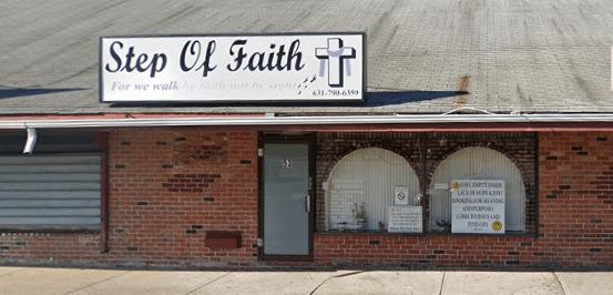 Step of faith food pantry