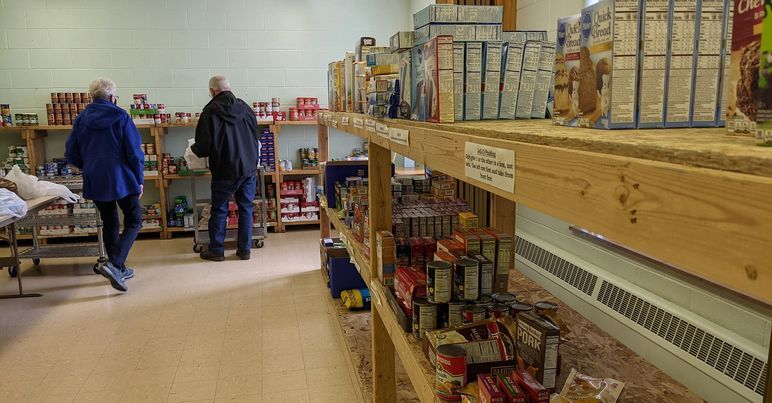 Blissfield Area Food Pantry
