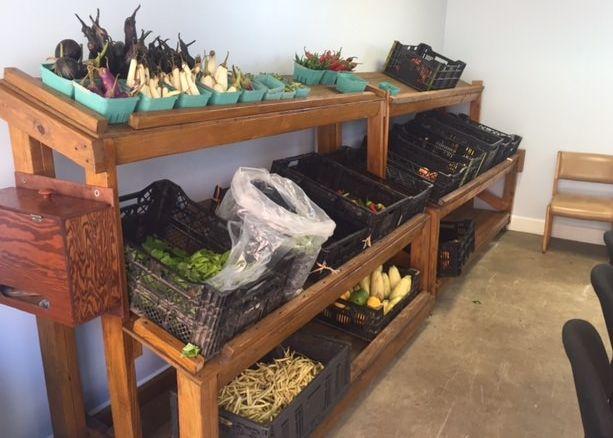 SCCAP Food Pantries - St. John's Lutheran Church - Abbottstown Pantry