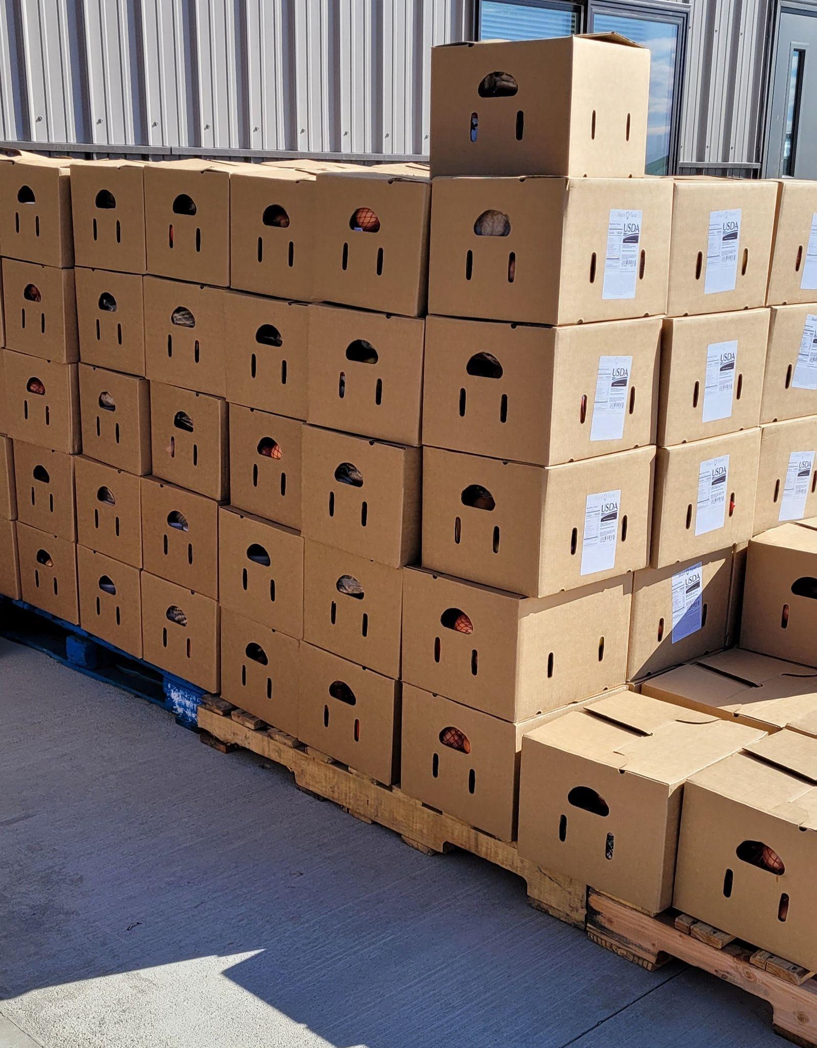 Twin Bridges MT Helping Hand Food Pantry