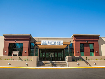 Canyon Hills Food Bank
