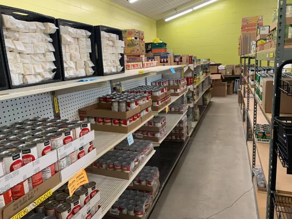 Portage Food Pantry