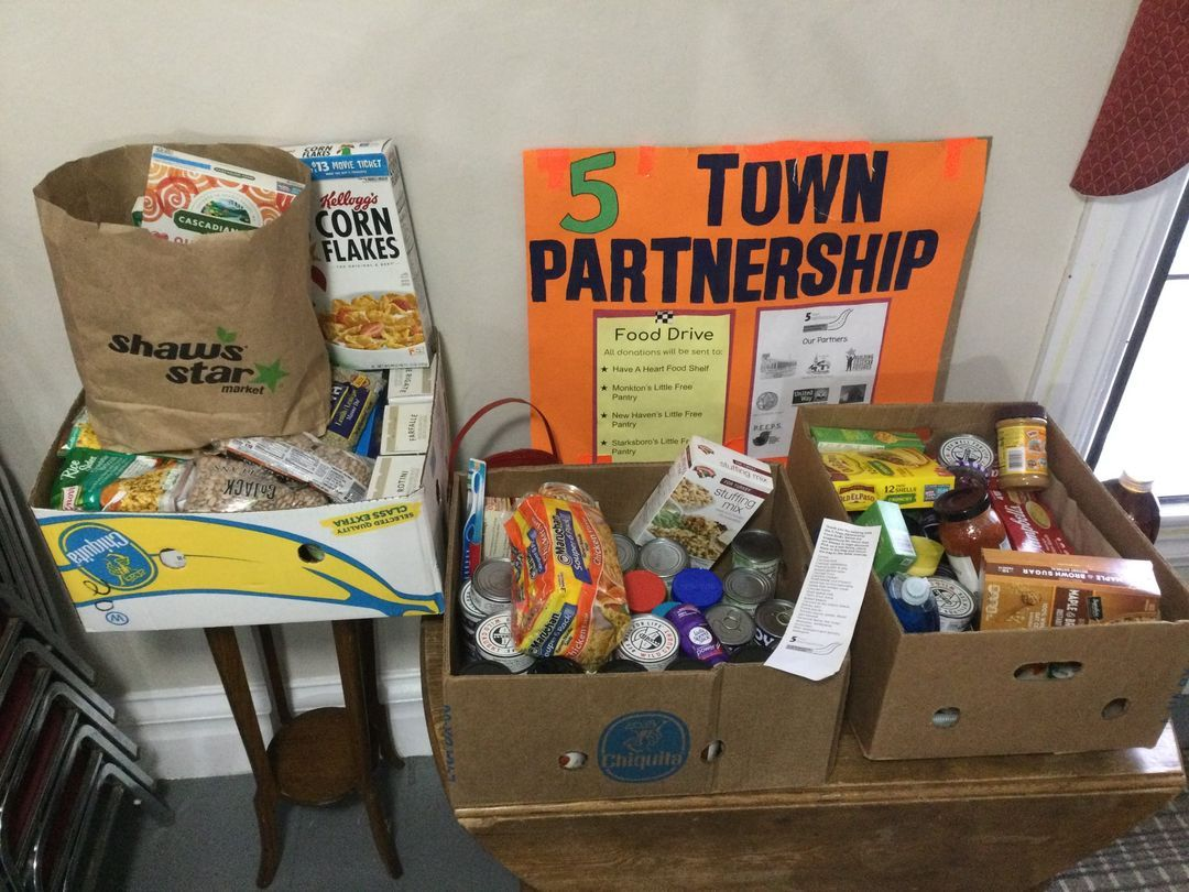 New Community Project Food Share