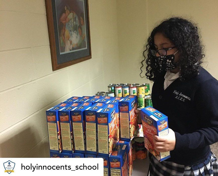 Mission of St Joan Of Arc - Food Pantry