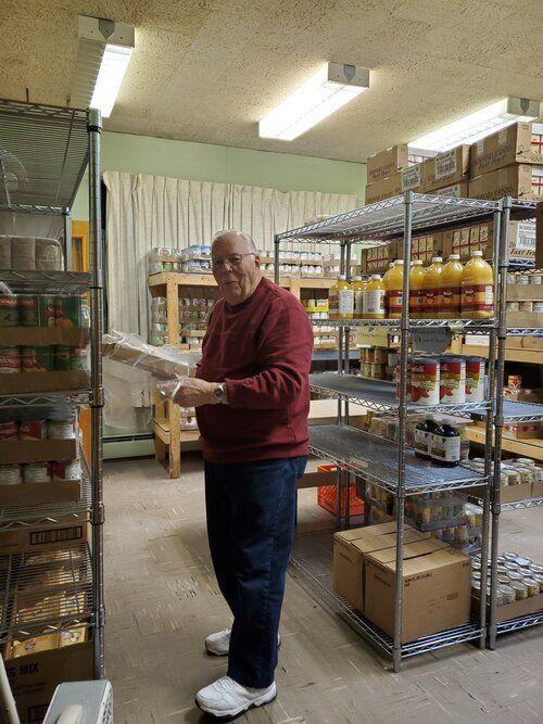 Hawes Ave UMC - Food Pantry