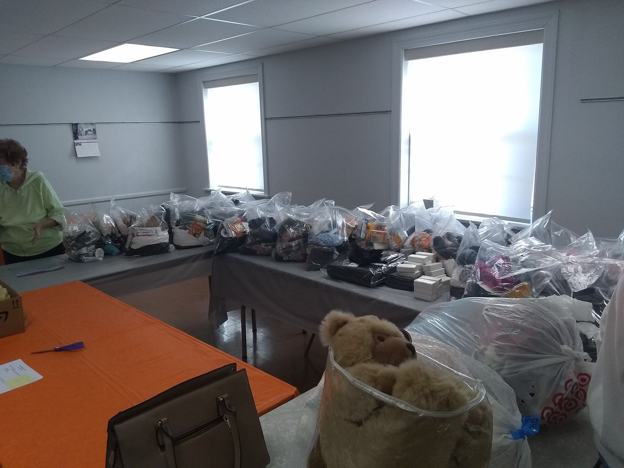 New Hope United Methodist Church - Food Pantry
