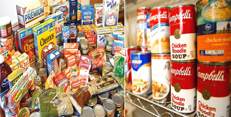 St. Mother Guerin Food Pantry