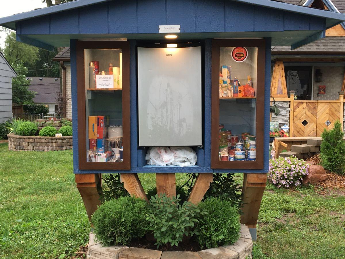 Parker's Pantry (Nextdoor - Tiny Pantry Times)