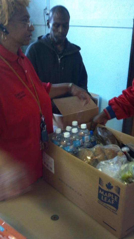 Exodus Food Pantry