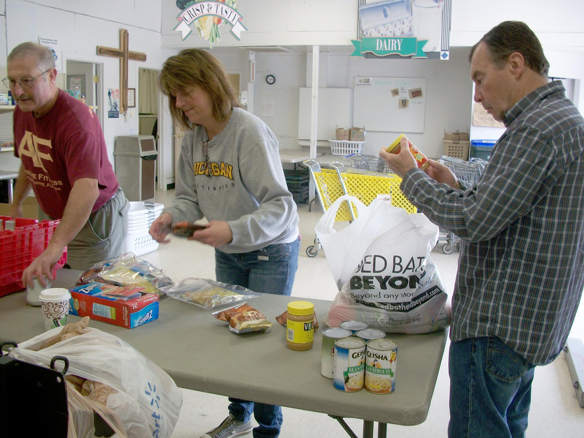 Active Faith Community Service