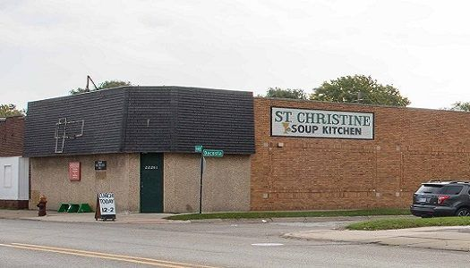 St Christine Christian Services SCCS - Food Pantry