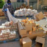 Los Angeles Mission: Food & Shelter