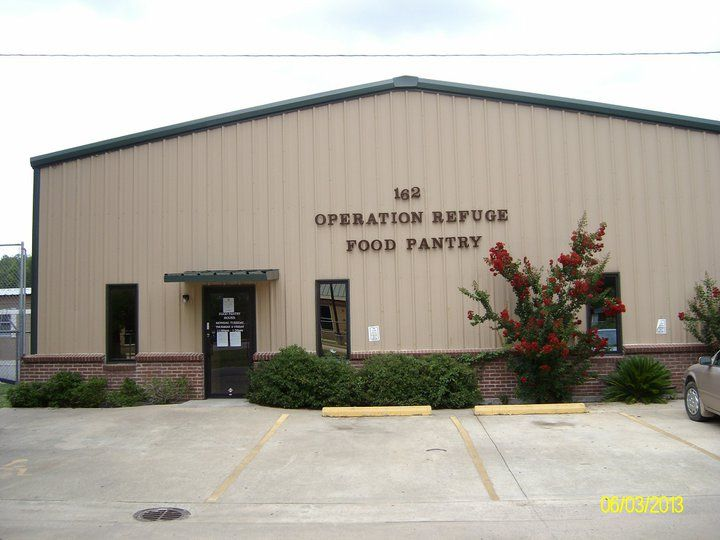 Operation Refuge Pantry