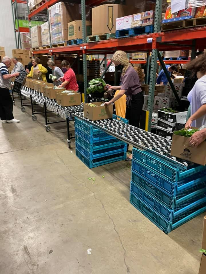 Community Harvest Food Banks