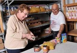 Our Savior Lutheran Food Bank