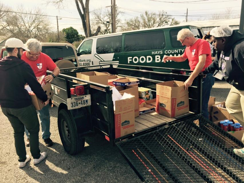 The Hays County Food Bank